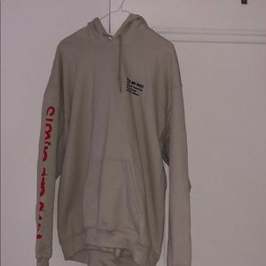 Yeezy Other Kanye West Merch Kids See Ghosts Hoodie Poshmark